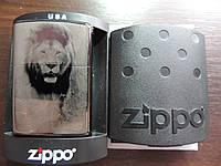 Зажигалка Zippo -Lion, копия, фото 1