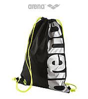 Сумка-мешок для инвентаря Arena Fast Swimbag (Black Fluo Yellow)