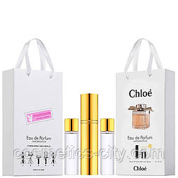 Мини-парфюм женский Chloe Eau de Parfum, 3х15 мл