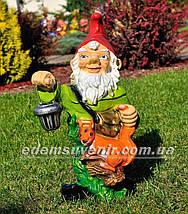 Садовая фигура Белоснежка и Семь гномов больших, фото 3