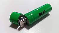 Аккумулятор BLD Li-Ion 18650 3800mAh (зарядка от USB), тестовая емкость 600mAh), фото 1