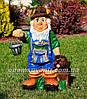 Садовая фигура Белоснежка и Семь гномов больших, фото 5