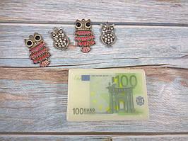 """Мыло с картинкой """"100 евро"""""""