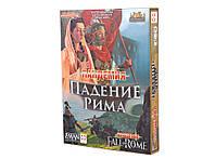 Пандемия: Падение Рима, Pandemic: Fall of Rome. настольная игра