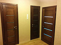 Двери из массива ольхи от производителя