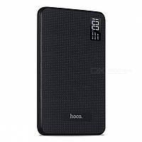 Портативный аккумулятор Power Bank HOCO B24 30000 mAh Black, фото 1