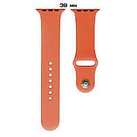 Ремешок Apple Watch Silicone 38/40mm ( 2) Orange