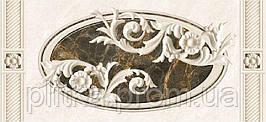 Плитка Fenix декор серый / Д 93 071-1