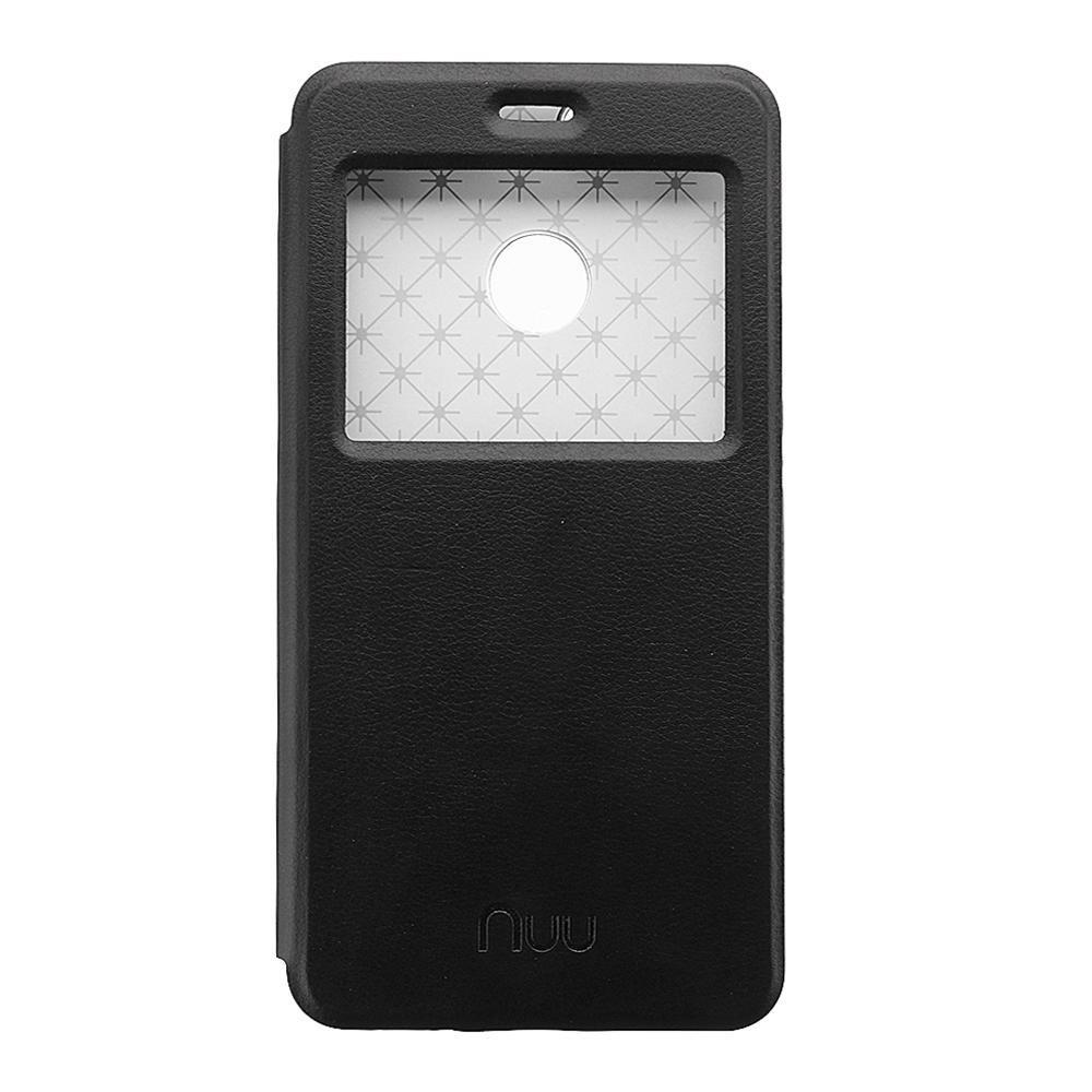 "NUU Mobile X5 Gray 5.5""FHD 3Gb/32Gb + стекло+чехол"