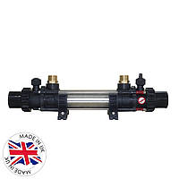 Теплообменник Elecro G2I HE 122 кВт (incoloy), (Великобритания)