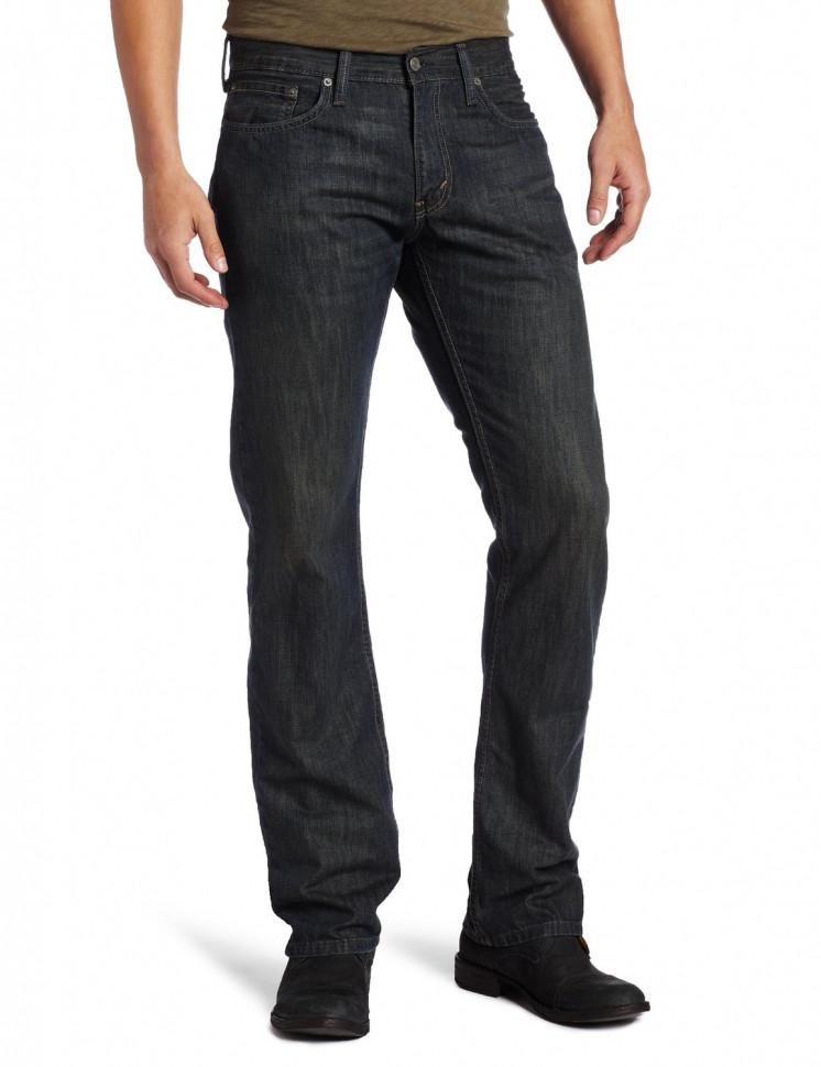 Джинсы LEVIS  514™  Straight Jeans - dirt rush