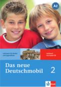 Das Neue Deutschmobil 2 учебник с Аудио-СD