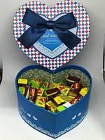 Жевательная жвачка Love is, жвачки лове ис ассорти в подарочной упаковке 50 шт №11
