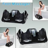 Массажер для ног Foot Massager, массажер Блаженство (черный), фото 1