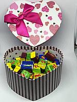 Жевательная жвачка Love is, жвачки лове ис ассорти в подарочной упаковке 50 шт №12