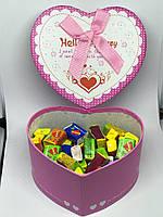 Жевательная жвачка Love is, жвачки лове ис ассорти в подарочной упаковке 50 шт №13