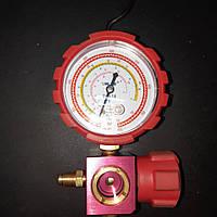 Манометрический коллектор VALUE VMG-1-S-H для измерения давление фреона  и давление вакуума