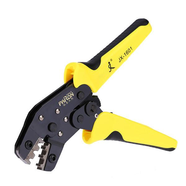 Кримпер клещи для обжима опрессовки наконечников клемм 0.14 - 1,5 мм Meterk JX-1601-08