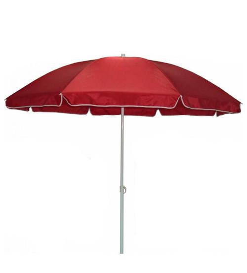 Зонт пляжный, диаметр 2 метра, с системой ромашка