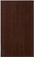 Плитка настенная Fantasia темно-коричневая 23х40