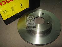 Тормозной диск передний на Mazda 323 BA 1.3 и BG (Bosch)