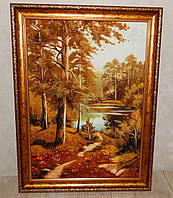 Картина из янтаря Пейзаж №15