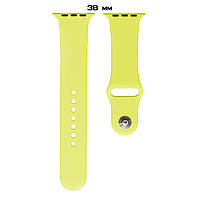 Ремешок Apple Watch Silicone 38/40mm (32) Flash