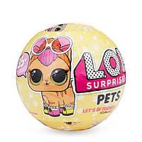LOL Pets Surprise 3 серия 7 аксессуаров
