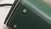 Сумка женская кожаная через плечо Classic Retro, фото 8