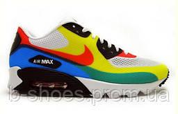 Мужские кроссовки Nike Air Мax Huperfuse (White/Multicolor)