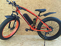 Электровелосипед Fatbike Freedom