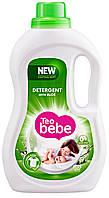 Концентрированное средство для стирки Teo bebe New cotton soft Sensitive Aloe – 1,1 л.