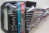 Набор ключей рожково-накидных, Cr-V, 12 шт Berg, фото 1