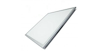 LED панель LEDSTAR 36W (36Вт, 6000К, квадрат, серебро)