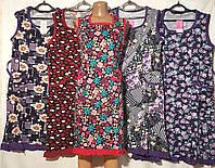 """Жіночий халат - сукня """"Fazo-R"""" без рукава, фото 1"""