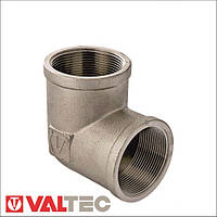 """VTr.090.N Угольник VALTEC вн.-вн. (никель), 1 1/4"""""""