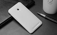 Пластиковый чехол для Asus Zenfone 4 A450CG белый