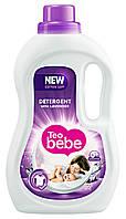 Концентрированное средство для стирки Teo bebe New cotton soft Sensitive Lavender – 1,1 л.