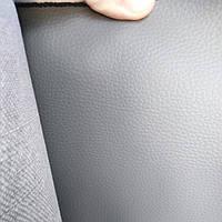 Искусственная кожа темно-серая, фото 1