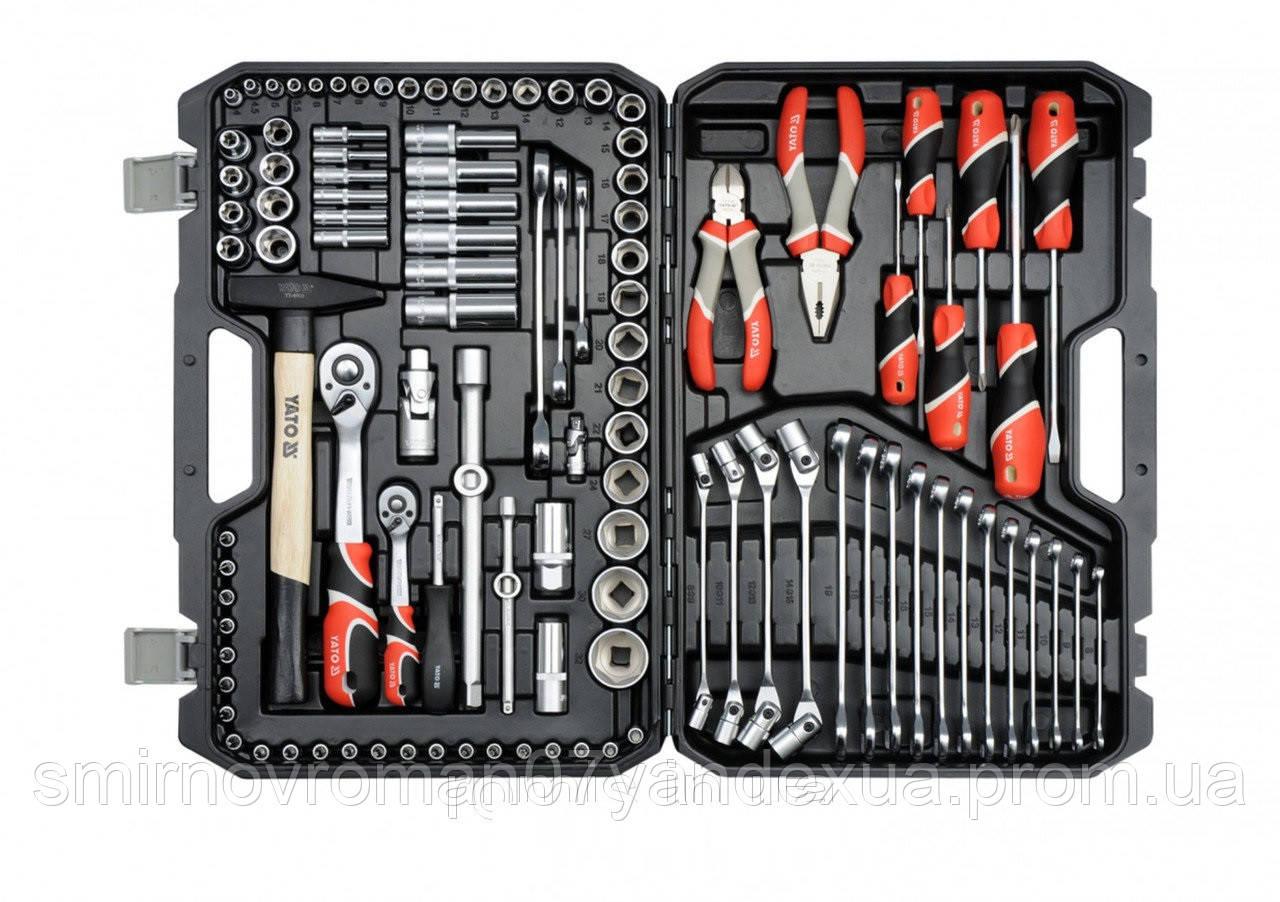 Набір інструментів YATO 109 предметів