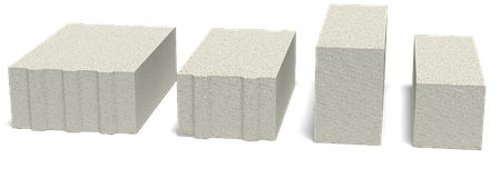 Стеновой газобетон гладкий, паз-гребень Стоунлайт D400 / D500, фото 2