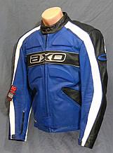Мотокуртка AXO б/у кожа