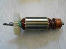 Якір з вентилятором до електролобзиків Интерскол МП-65Э (оригінал)