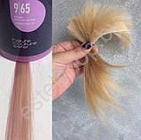 Тонуюча маска для волосся 9/65 (блондин фіолетово-червоний) Estel Haute Couture Newtone, 435 мл, фото 2