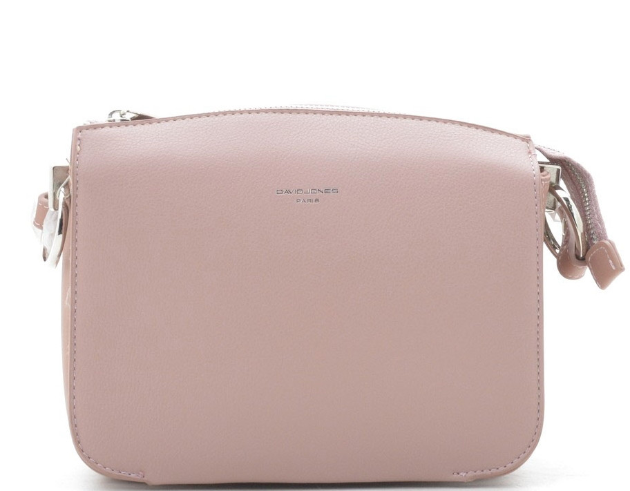Женский клатч David Jones CM3598A pink. david jones сумки через плечо 9cd29f023df7a