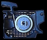 Стартер  металлический для бензопил Goodluck 4500 плавный пуск, фото 1