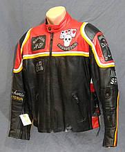 Мотокуртка Marlboro & Harley Davidson б/у кожа