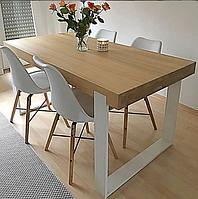 Обеденные столы в стиле ЛОФТ