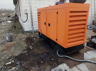 Сервисное обслуживание дизельного генератора АД80 С-Т400-2РП  80 кВт 1
