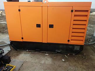 Сервисное обслуживание дизельного генератора АД80 С-Т400-2РП  80 кВт 3